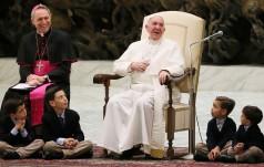 Nietypowa forma wakacji Papieża Franciszka