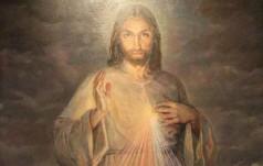 Kraków: peregrynacja obrazu Jezusa Miłosiernego do Norwegii