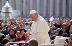 """Franciszek: Bądźcie """"miłosierni, jak Ojciec""""!"""