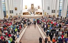 Program wydarzeń ŚDM w krakowskich Łagiewnikach