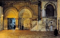 Stolica Apostolska chce wolnego dostępu do miejsc świętych w Jerozolimie dla wszystkich