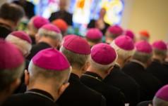 Papież z polskimi biskupami: nie przemówienie lecz rozmowa