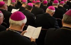 Obrady Episkopatu i Akt Poświęcenia Kościoła w Polsce Niepokalanemu Sercu Maryi