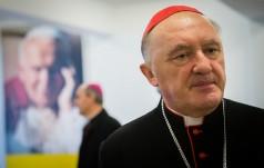 Kard. Nycz: mianując abp Migliore papież ma poważne widzenie spraw Kościoła w Rosji
