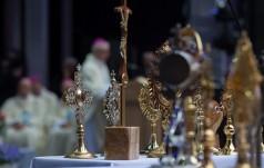 O kulcie świętych i relikwii