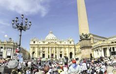 14 mln pielgrzymów z okazji Roku Świętego Miłosierdzia