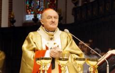 Kard. Nycz: Prymas Glemp był pasterzem, sługą i wiernym szafarzem Bożych tajemnic