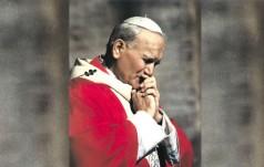 Jedynym programem Jana Pawła II była Ewangelia