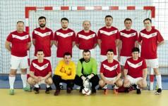 XII Mistrzostwa Polski Księży w Halowej Piłce Nożnej Toruń 2016