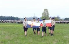 Zlot Skautów Europy z okazji 1050. rocznicy Chrztu Polski