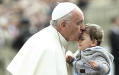 Papież do dzieci o roli modlitwy