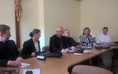 Częstochowa: zebranie Rady ds. Środków Społecznego Przekazu Konferencji Episkopatu Polski