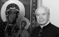 Zmarł ks. prał. Józef Słomian