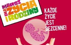 Kraków: MARSZ DLA ŻYCIA I RODZINY W KRAKOWIE (zaproszenie)
