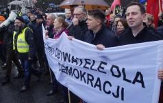 Marsz koalicji strachu przed PiS-em