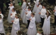 Pierwsza Komunia Święta w Blachowni