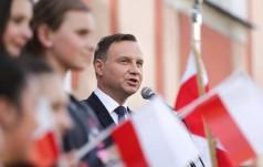 Prezydent Andrzej Duda: ŚDM to przeżycie dla nas wszystkich!