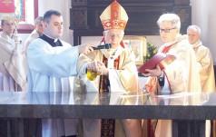 Konsekracja kościoła w Trzygłowie