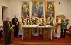 Jubileusz absolwentów Niższego Seminarium Duchownego sprzed 60-u lat