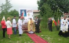 Boże Ciało w parafii św. Barbary w Wieluniu