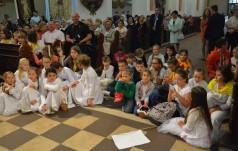 Chojnów. Eucharystyczne święto dzieci z bł. Imeldą