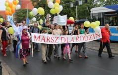 VII Marsz dla Życia i Rodziny przeszedł ulicami Wrocławia