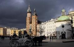 Kraków: ulicami miasta pojedzie Riksza Miłosierdzia