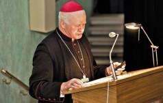 Abp Szal: bądźmy dumni z tego, że jesteśmy katolikami