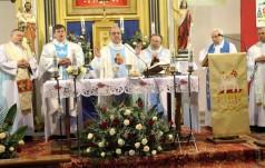 70-lecie pracy księży chrystusowców w Tetyniu