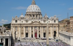 Narodowe dziękczynienie Polaków w Rzymie