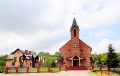 Uroczystości odpustowo-jubileuszowe i patriotyczne w parafii Zagorzyce Dolne