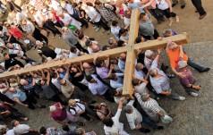 Krzyże duże i nieduże