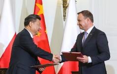 Polsko-chińskie porozumienia podpisane