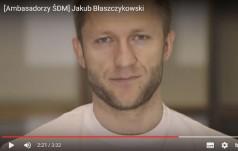 Jakub Błaszczykowski - ambasador ŚDM