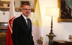 Nowy ambasador RP przy Stolicy Apostolskiej z wizytą u Papieża