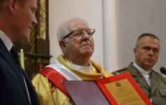 Złoty jubilat - kapłan, żołnierz, patriota