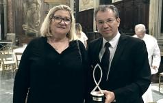 "Oscar dla filmu Telewizji Polskiej na festiwalu ""Mirabile Dictu"""
