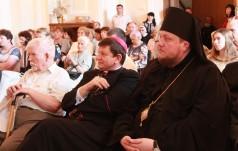 25-lecie odzyskania kościołów na Wołyniu Czerwcowa Sesja Szkoły Katedralnej UO UKSW w Łucku