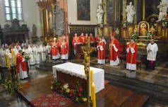 Święto wiary i zaufania do Kościoła