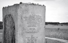 Bp Markowski w Jedwabnem: przepraszamy braci i siostry narodu żydowskiego