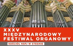 XXXV Międzynarodowy Festiwal Organowy w Stegnie