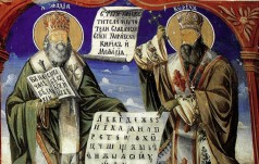 Święci Cyryl i Metody, patroni Europy