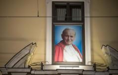 Kraków: okno papieskie już przygotowane