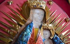 Papież poświęci korony i suknię na Obraz Matki Bożej Świdnickiej
