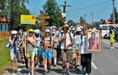 Zaproszenie na pieszą pielgrzymkę na Jasną Górę