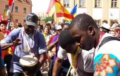 Młodzi z całego świata na ŚDM: