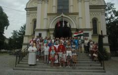 Częstochowa: Węgrzy modlili się przez wstawiennictwo św. Jakuba apostoła, patrona pielgrzymów