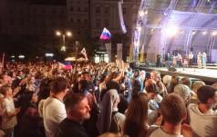 Preludium ŚDM w Krakowie