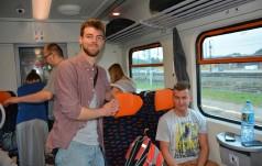 Wyruszyli. Młodzież ŚDM w drodze do Krakowa