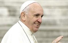 Popularność papieża Franciszka przekracza granice Kościoła katolickiego